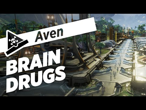BRAIN PILLS - ep 2 - Let's Play Aven Gameplay