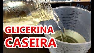 Glicerina Caseira Para Recuperação de Cabelos Quebrados -Hidratação