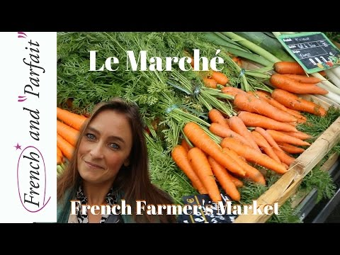 A day in France: le Marché