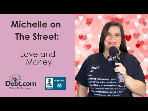 Michelle on The Street: Love and Money 💘️