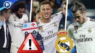 Inquiétude maximale pour le Real Madrid avant le Clasico | Revue de presse
