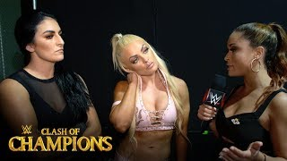 Fire & Desire are winning at life: WWE Exclusive, Sept. 15, 2019