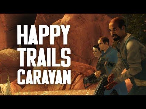 Honest Hearts 01: The Happy Trails Caravan - Fallout New Vegas Lore