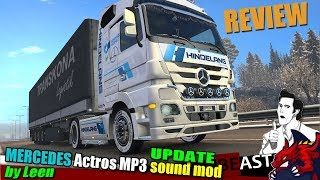 "[""ETS2"", ""Euro Truck Simulator 2"", ""sound mod"", ""Mercedes Actros MP3 sound""]"