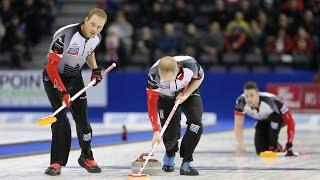 HIGHLIGHTS:Canada v Sweden - Gold medal game - Ford World Men's Curling Championship 2017
