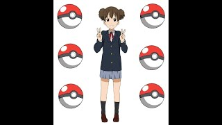 Jun's Gen 1 Pokemon Team