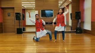 AALI THUMKAT NAAR | MUMBAI PUNE MUMBAI 3 | DANCE COVER | SAMPADA | SHRIKANT