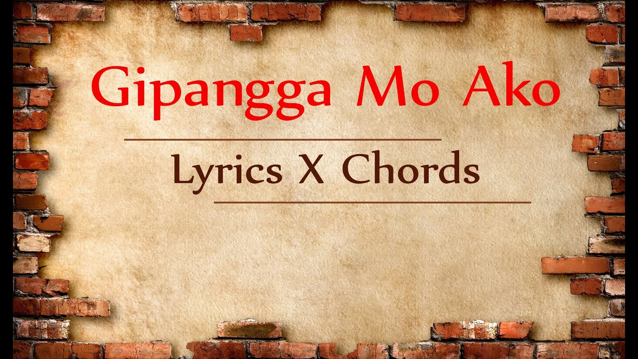 Asahan Mo Chords & Lyrics by Siakol - lyricsochords.com