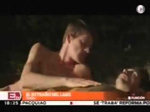 NOTA SOBRE 'EL EXTRAÑO DEL LAGO' EN EXCELSIOR TV | MANTARRAYA