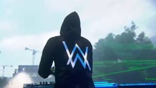 Alan Walker  - Faded Live