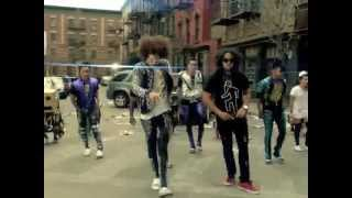 party rock anthem cotton eye joe fusion