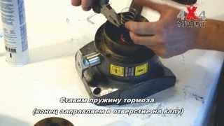 4x4sport представляет видео инструкцию сборки лебедки ComeUp Seal 9.5