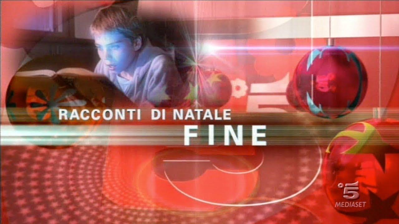 Natale 2009.Canale 5 Bumper Racconti Di Natale 2009 2018
