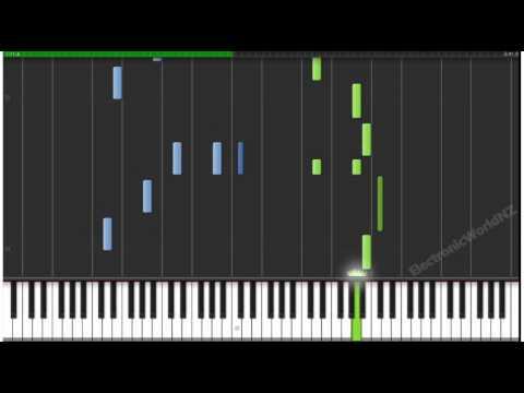 [Piano Tutorial] Angel Beats - My Most Precious Treasure [Piano Tutorial]