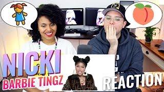 Nicki Minaj - Barbie Tingz | REACTION