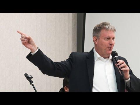 Congressman Kevin Calvey of Oklahoma House of Representatives Speaks to High Noon Club