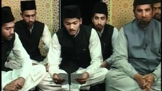 Mehfil Naat-e-Rasool (saw) by Jamia Ahmadiyya Qadian India - Islam Ahmadiyyat (Arabic, Urdu)