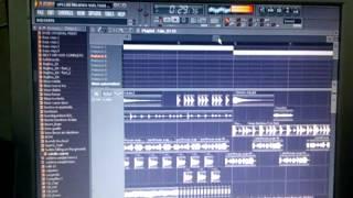 "DJ Motion-(Esto Es Perreo Mixtape)OPI ""The Hit Machine"" Mix PREVIEW!!2012"