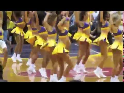 LAKER GIRLS 'Catch A Wave' BEACH BOYS Brian Wilson, Dennis Wilson, Carl Wilson, Mike Love