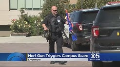 Nerf Gun Prompts Lockdown Of Las Positas College In Livermore