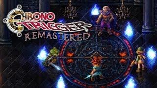 Chrono Trigger Remastered - Photoshop Speed Art