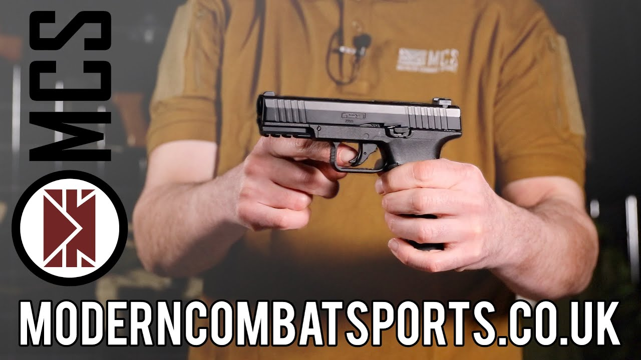 A Glock Paintball Pistol? WOW!