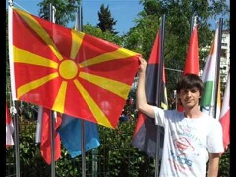 Mert Karatas Yukovski, jas sum makedonec od Izmir