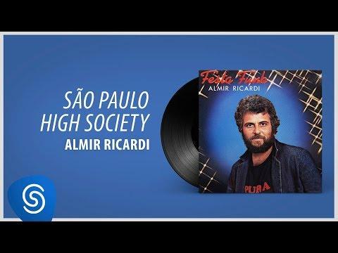 Almir Ricardi - São Paulo (Álbum Completo: Festa Funk)