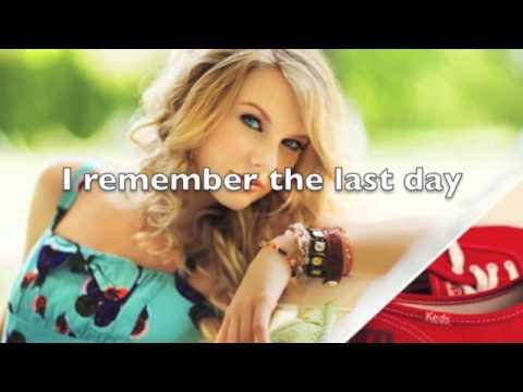 Ronan By Taylor Swift Lyrics