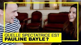 QUELLE SPECTATRICE EST PAULINE BAYLE ? | RONAN AU THÉÂTRE