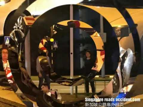Accident Along Yio Chu Kang