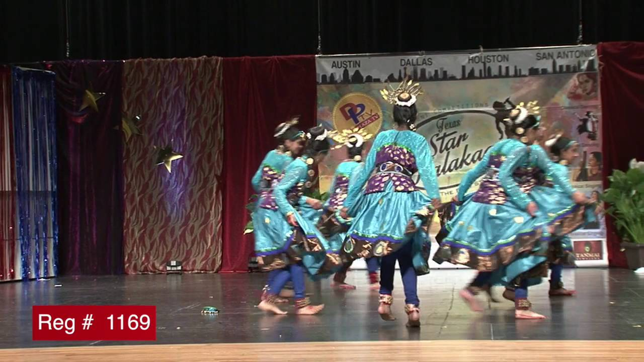 Participant Reg# 1168 performing group Dance for  TSK Title  on Saturday, June 4, 2016