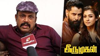 Vikram's Iru Mugan is like an English film that everyone can understand - Thambi Ramaiah Interview