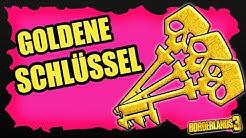 GOLDENE SCHLÜSSEL & VIP PUNKTE ☆ SHIFT CODES ☆ Gratis Loot ☆  Borderlands 3 [DEUTSCH / GERMAN]