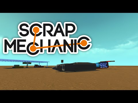 Scrap Mechanic | ThrustSSC