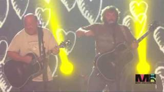Tenacious D squeeze box Rock honor the who