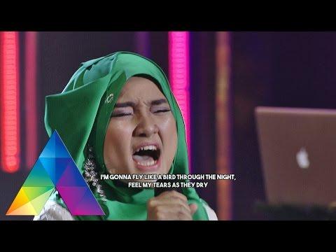 LIVE WITH TRIO LESTARI - Fatin Shidqia Chandelier