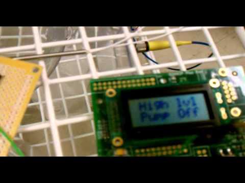 Fiber Optic Water Level Sensor