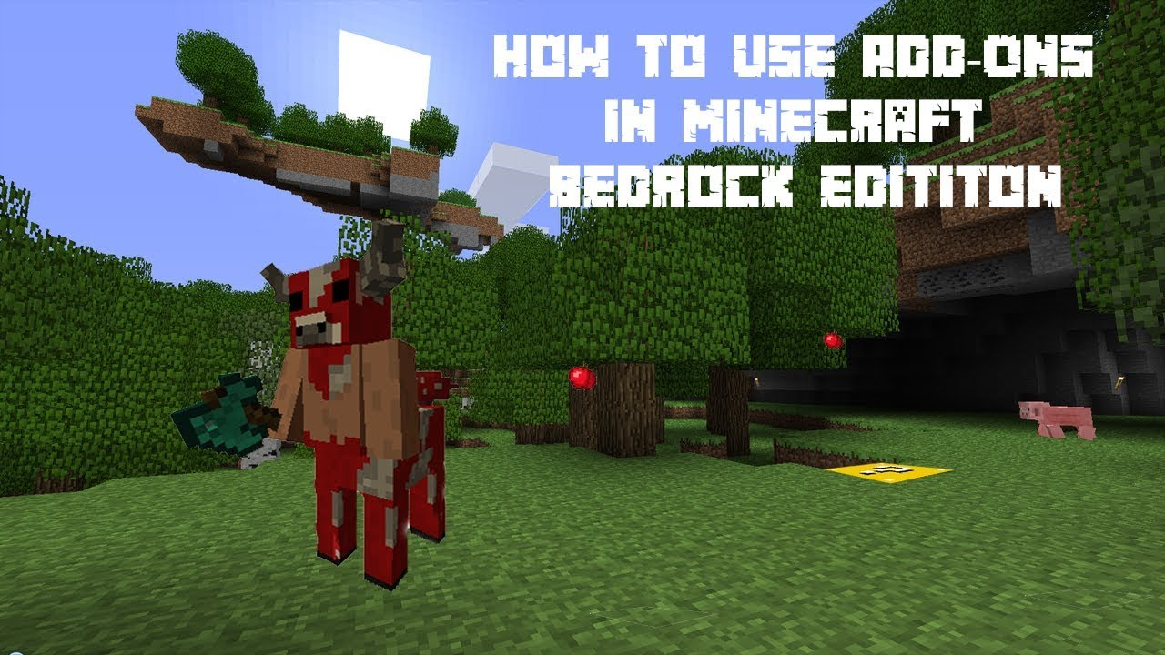 How to install Add-ons on Minecraft Windows 10 Edition ...