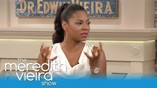 Ashanti on Her Long Distance Relationship | The Meredith Vieira Show