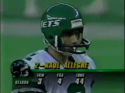 1991 12 29 New York Jets vs Houston Oilers