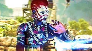 STRANGE BRIGADE Nouvelle Bande Annonce de Gameplay (2018) PS4 / Xbox One / PC