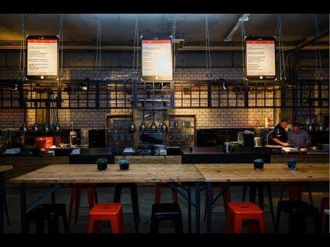 Kirberg Caterings kulinarischer Streifzug durch DOWNTOWN