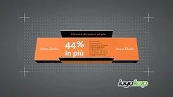 logoloop® Levitra (Bayer AG) Endlosfaltkarte; Carte de pliage sans fin