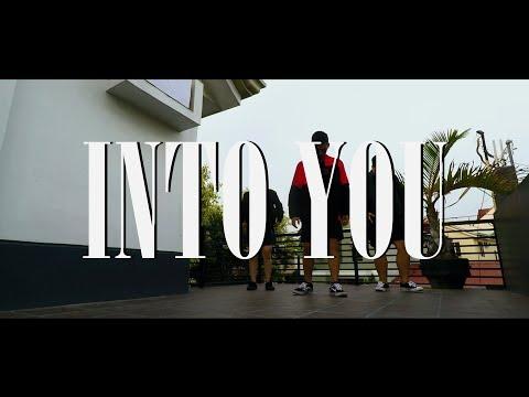 INTO YOU (Alex Ghenea Remix) By Ariana Grande | A Joshua Decena Choreography