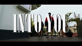 Gambar cover INTO YOU (Alex Ghenea Remix) by Ariana Grande | A Joshua Decena Choreography