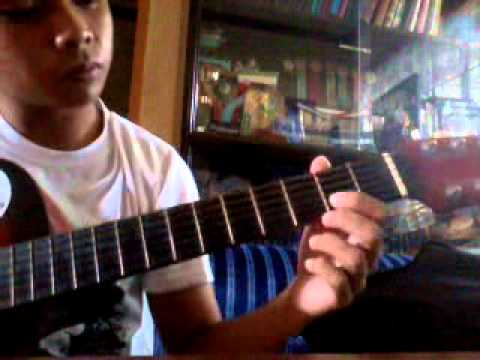 Hallelujah By Bamboo Intro Guitar Tutorial Youtube