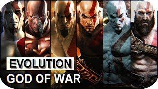 THE Evolution of God of War Games 2005-2018