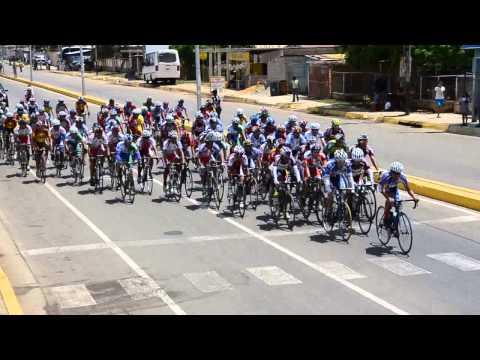 Pasaje Campeonato Nacional de Ciclismo de Ruta Cat Juvenil Venezuela