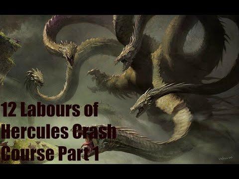 12 Labors of Hercules part 1